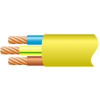 2.5mm 3183AG 3 Core Yellow Arctic Grade Cable (Per Metre)