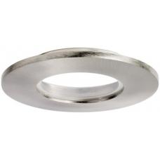 Aurora Fixed Bezel 85mm Satin Nickel EN-BZE8SN