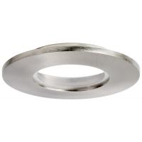 Aurora Fixed Bezel 78mm Satin Nickel EN-BZE5SN