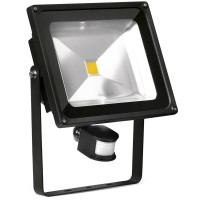 Aurora Enlite HeliusPIR 50W LED Floodlight with PIR