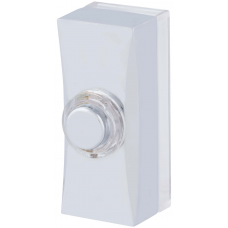 BG Wired Polished Chrome Door Bell Push Button MDCPB3