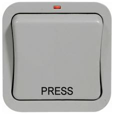 BG WP14 IP66 Weatherproof Switch Retractive PRESS 20A