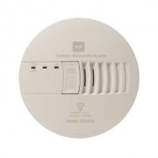 BG SDMCO Mains Powered Carbon Monoxide Detector Alarm 230VAC