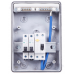 BG CFGAR1 Garage Consumer Unit Kit Enclosure IP65