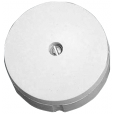 BG Knockout Entry 4 Way Junction Box 2.25in 20A White 491W