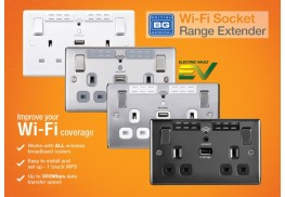 BG Wifi Repeater Sockets