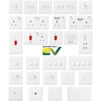 BG Nexus White Moulded Switches & Sockets
