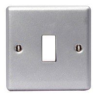 BG Nexus Metal Clad Intermediate Light Switch - MC513