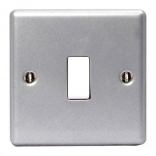BG Nexus Metal Clad Single Light Switch - MC512