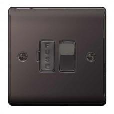 BG Nexus Black Nickel Switched Spur - NBN50