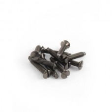 BG Nexus Black Nickel 19mm Spare Screws 10 Pack