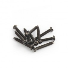 BG Nexus Black Nickel 28mm Spare Screws 10 Pack