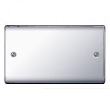 BG Nexus Polished Chrome Double Blanking Plate - NPC95
