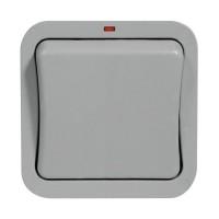 BG Nexus Storm Weatherproof Single Switch - WP12