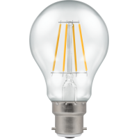 Crompton Filament Dimmable LED GLS 5W BC-B22d
