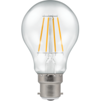 Crompton Filament Dimmable LED GLS 7.5W BC-B22d