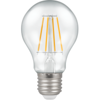 Crompton Filament Dimmable LED GLS 7.5W ES-E27