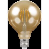 Crompton Filament Dimmable Antique LED G95 5W ES-E27