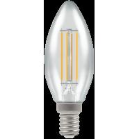 Crompton Filament LED Candle 4W SES-E14