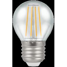 Crompton Filament LED Round 4W ES-E27