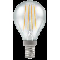 Crompton Filament LED Round 4W SES-E14