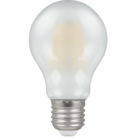Crompton Filament Dimmable LED GLS 7.5W ES-E27 Pearl