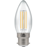 Crompton Filament Dimmable LED Candle 5W BC-B22d