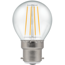 Crompton Filament Dimmable LED Round 5W BC-B22d