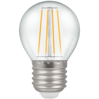 Crompton Filament Dimmable LED Round 5W ES-E27