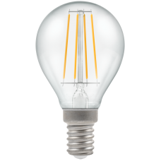 Crompton Filament Dimmable LED Round 5W SES-E14