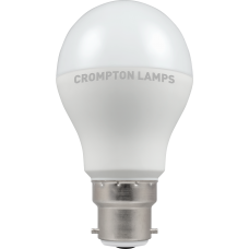Crompton LED Thermal Plastic Dusk Till Dawn GLS 9.5W BC-B22d