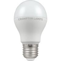 Crompton LED Thermal Plastic Dusk Till Dawn GLS 9.5W ES-E27