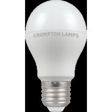 Crompton LED Thermal Plastic Dusk Till Dawn GLS 9.5W ES-E27