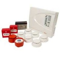 ESP FLK4PH 4 Zone Conventional Fire Alarm Kit