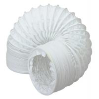 Manrose 1021 Flexible Fan Duct 100mm x 3m PVC