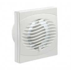 Manrose Intervent Standard Extractor Fan - 100mm