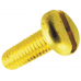 Olympic Fixings 216-355-020 Slotted Pan Head Screw M4x12mm