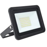 30W AC LED Floodlight Black IP65 4000K
