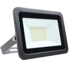 50W AC LED Floodlight Black IP65 4000K
