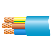 4.0mm 3183AG 3 Core Blue Arctic Grade Cable (Per Metre)