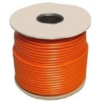 1.5mm 3183Y 3 Core Orange Flex PVC Cable (100 Metre Drum)