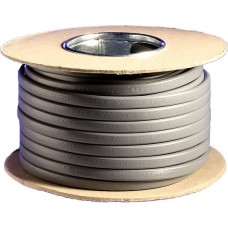 6mm 6242YH 2 Core & Earth PVC Cable Grey (50 Metre Drum)