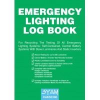 SYAM Emergency Lighting Log Book