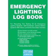 SYAM Emergency Lighting Log Book