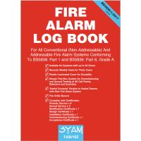 SYAM Fire Alarm Log Book