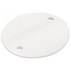 Univolt CBL1625WH Circular Box Lid White