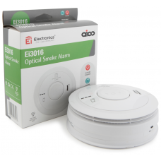 Aico EI3016 Optical Mains Smoke Alarm