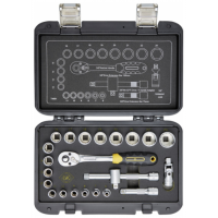 CK T4661 3/8in Sure Drive Socket Set 23 Piece