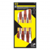 CK T4897 Precision Screwdriver Set 7 Philips Slotted