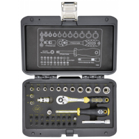 CK T4660 1/4in Sure Drive Socket Set 36 Piece